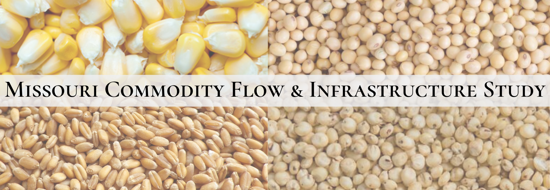 Missouri Commodity Flow and Infrastructure Study